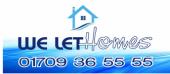 We Let Homes