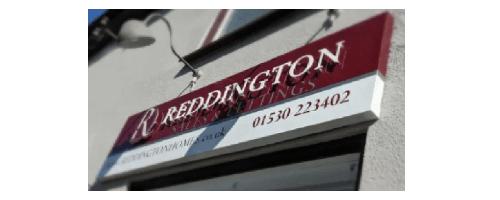 Reddington Homes Signage
